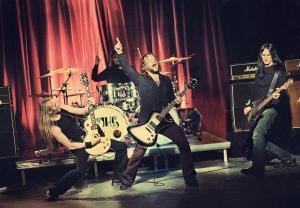 Sahg live, Feb 2010