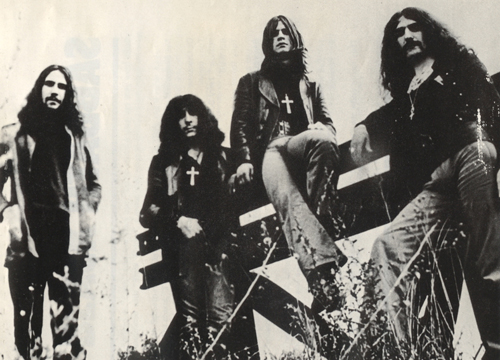 Black Sabbath: Into The Void